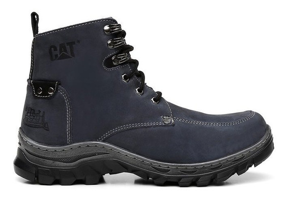 Bota Caterpillar Comfort Fielder Couro Legítimo - Original