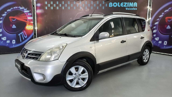 Nissan - Livina X-gear 1.8 Sl Automática 2013