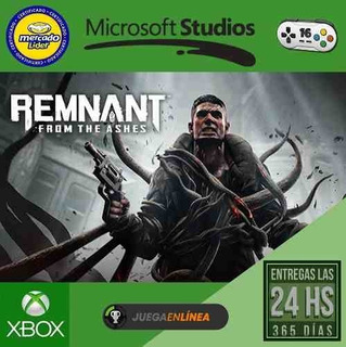 Remnant From The Ashes - Xbox One - Modo Local