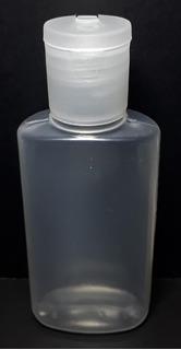 Envases Frasco Plastico De 60cc Para Alcohol En Gel