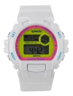 Relógio Speedo Feminino Digital Sport Life 65083l0evnp5k1