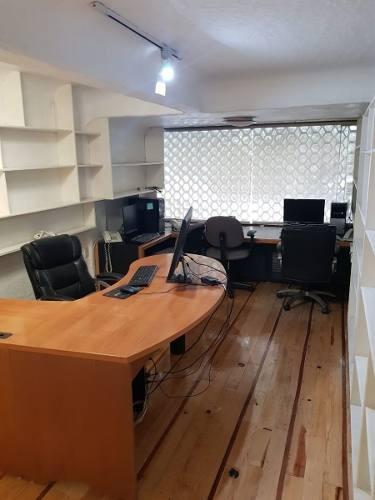 Renta De Oficina En Col. Extremadura Insurgentes