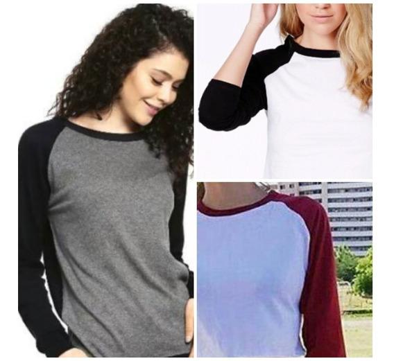 Suéter Combinado, Dama Dos Colores