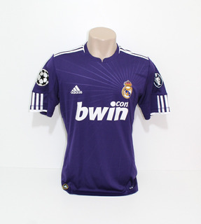 Camisa Original Real Madrid 2010/2011 Third
