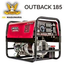 Soldadora Outback 185 Lincoln Electric