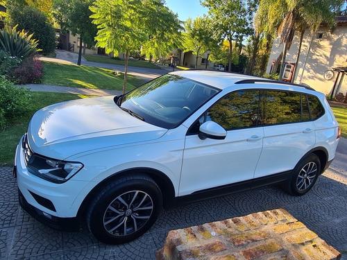 Volkswagen Tiguan Allspace 2018 1.4 Tsi Trendline 150cv Dsg