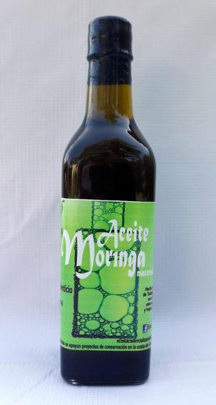 Aceite Comestible De Moringa 500ml X 2