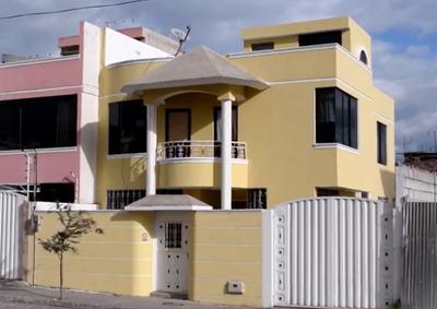 Casa Grande De Dos Pisos, Sector Norte (alta Plusvalía)