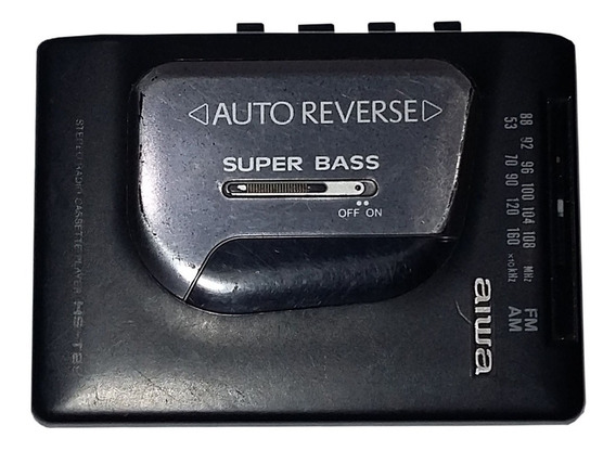 Walkman Aiwa Hs-t29 Retirada De Peça