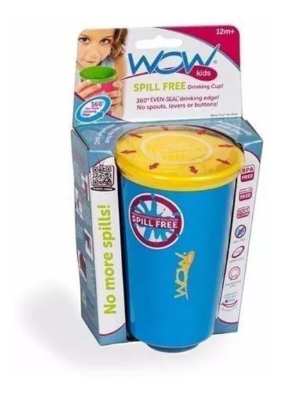Copo 360° Wow Cup