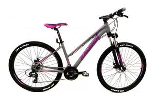 Bicicleta Raleigh 2.0 27.5 Disco Dama Cuotas- Runner Bike
