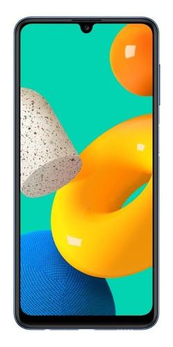 Imagem 1 de 8 de Smartphone Galaxy M32 6.4'' 128gb 6gb Ram Azul Samsung
