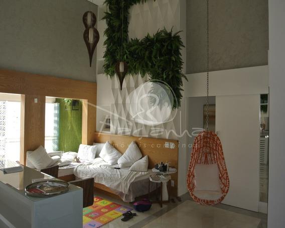 Cobertura Para Venda No Cambuí Em Campinas - Imobiliária Em Campinas - Ap03219 - 34602802