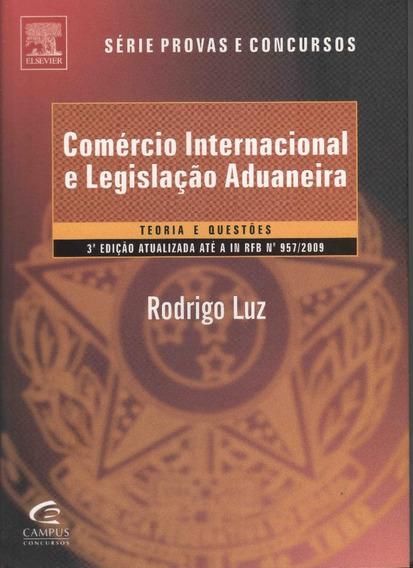Comercio Internacional E Legislação Aduaneira