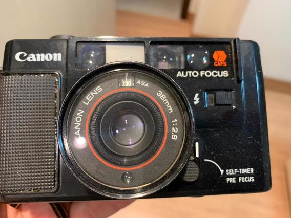 Câmera Antiga Cânon Af35m