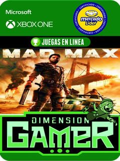 Mad Max Xbox One Online/offline