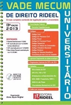 Vade Mecum Universitario De Direito 2013