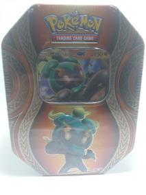 Lata Pokemon - Poderes Misteriosos - Marshadow Gx