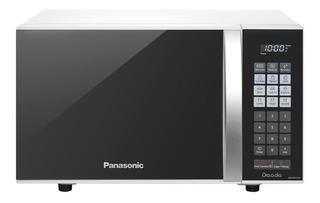 Micro-ondas 21l Panasonic Nn-st27jwruk/n Espelhado