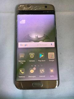 Galaxy S7 Edge Para Refacciones Lógica Sirve At&t