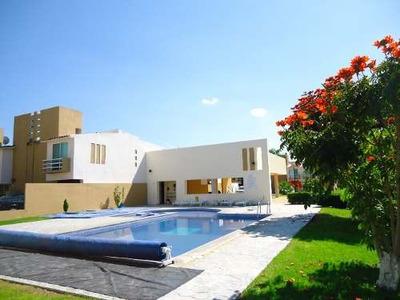 Renta Casa Amueblada 3 Recamaras Privada Hacienda La Gloria