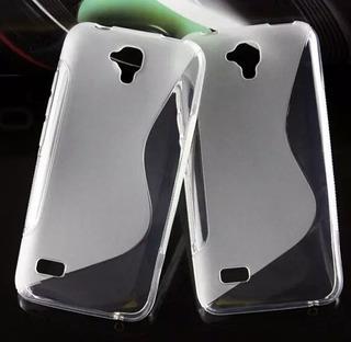 Combo Tpu Huawei Y5/ Y560 + Vidrio Templado