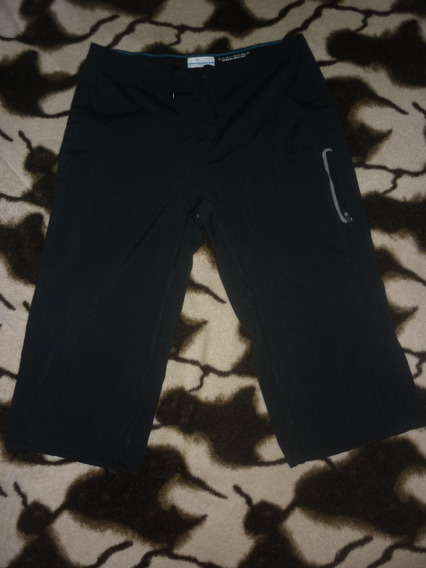 E Pantalon Capri Columbia Dama Omni Shade Talle 8/40 Art 335