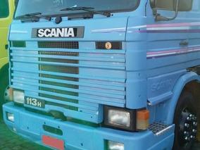 Scania R 113 360 - 1998 - 6x2 - Manual - R$ 100.000,00