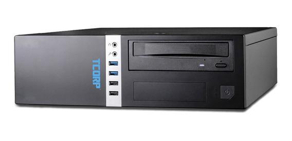 Comp Tcorp Small Form Factor Intel Core I3 8100 8gb 500gb