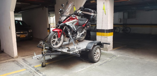 Trailer Remolque 3 Motos