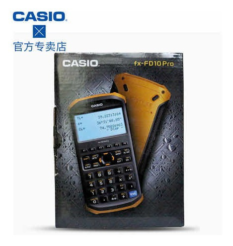 Calculadora Casio-escuela Universidad -casio Fx Fd10 Pro