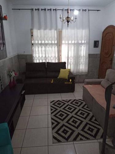 Imagem 1 de 10 de Sobrado Com 2 Dormitórios À Venda, 125 M² Por R$ 499.000,00 - Campo Grande - São Paulo/sp - So0576