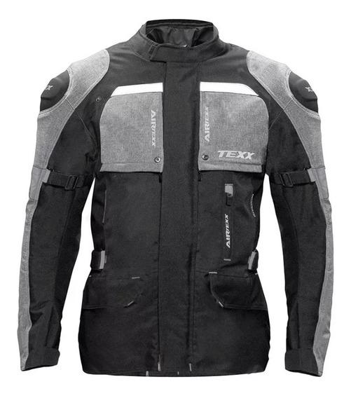 Jaqueta Texx Armor Impermeável Bigtrail Motociclista Parca