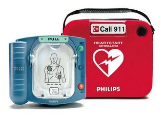 Philips Heartstart Desfibrilador Automatico