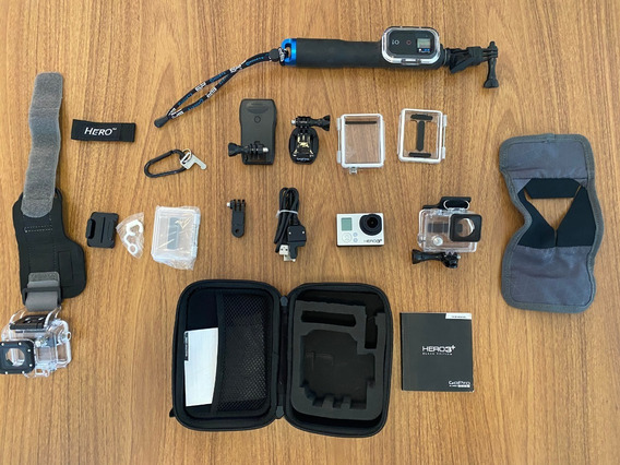 Kit Completo Gopro Hero 3+
