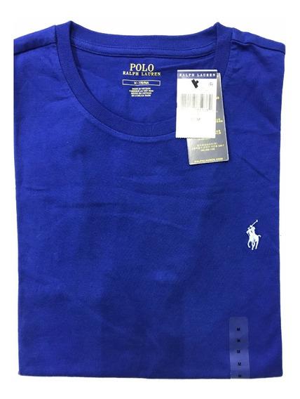 Polo Ralph Lauren Camiseta Cuello Red 100% Tallas Xxl