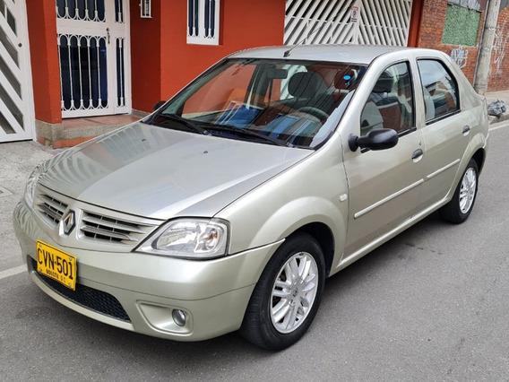 Renault Logan Dinamique 1.6 Full Equipo A.a