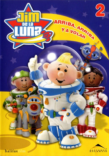 Jim De La Luna Temporada 1 Volumen 2 - Dvd Original