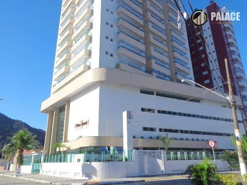 Apartamento Residencial À Venda, Canto Do Forte, Praia Grande - . - Ap2189