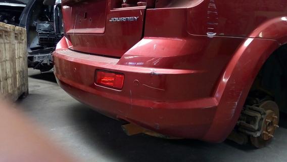 Parachoque Traseiro Dodge Journey 2012