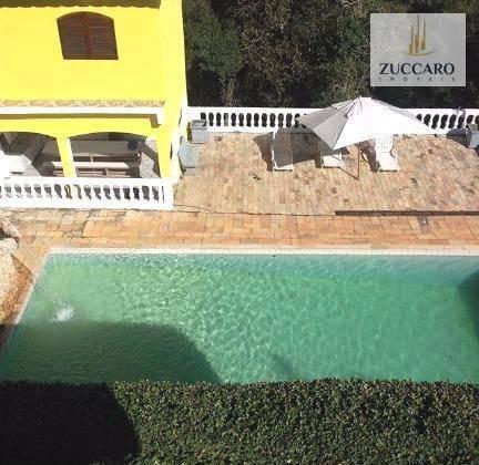 Chácara Residencial À Venda, Água Azul, Guarulhos - Ch0037. - Ch0037