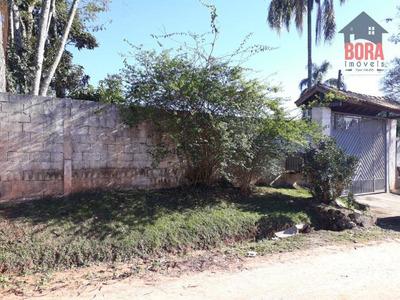 Chácara Residencial À Venda, Jundiaizinho, Mairiporã. - Ch0161
