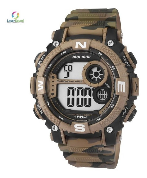 Relógio Mormaii Masculino Mo12579a/8v C/ Garantia E Nf