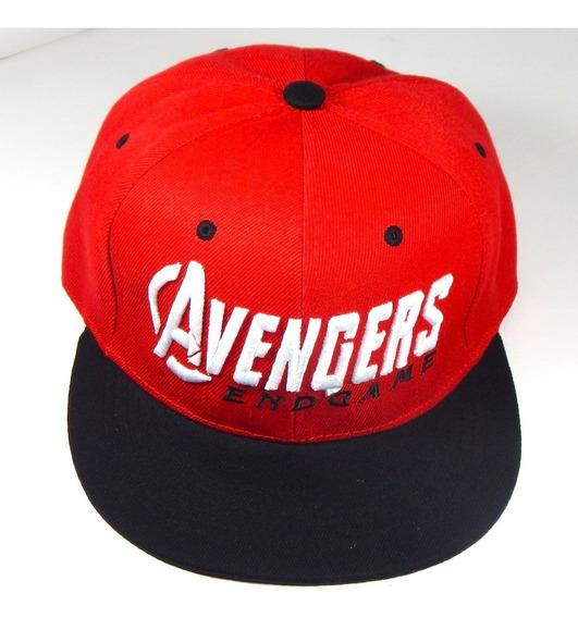 Gorra Avengers End Game Infinity War Thanos Iron Man Modelos