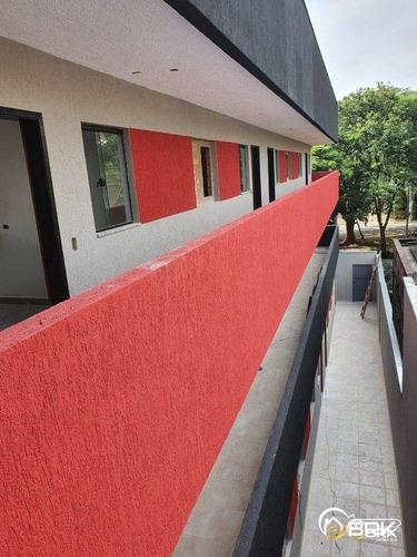 Casa Com 2 Dormitórios À Venda Por R$ 230.000,00 - Vila Antonina - São Paulo/sp - Ca0764