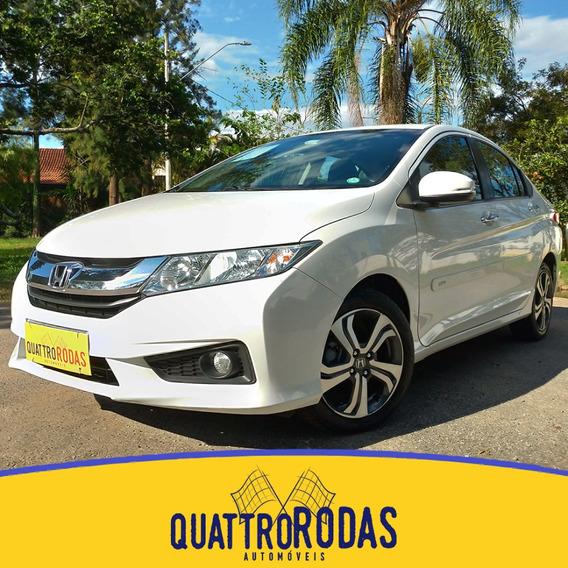 Honda City - 2014/2015 1.5 Ex 16v Flex 4p Automático