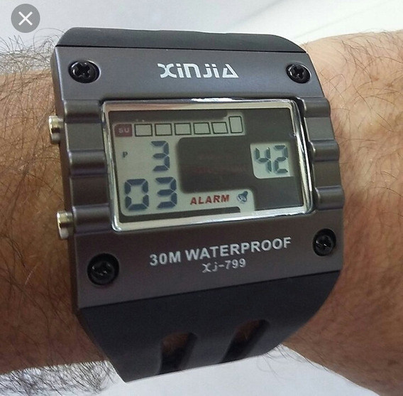 Relógio Esporte Militar A Prova D
