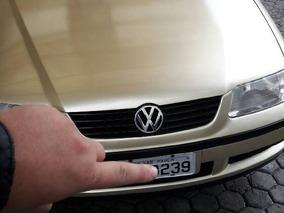 Volkswagen Gol 1.0 16v 4p 2000