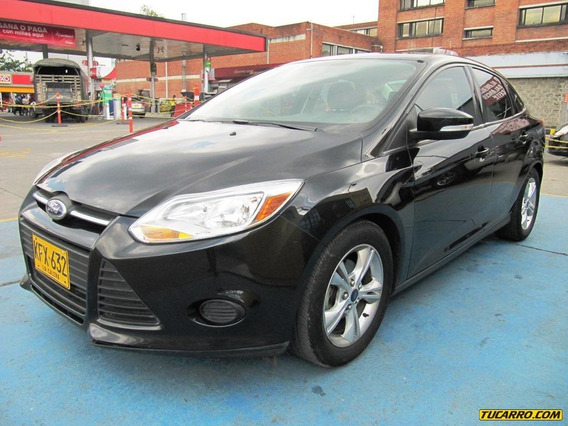 Ford Focus 2000cc At Aa