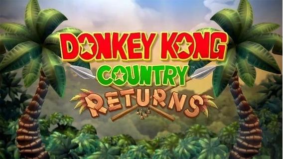 Donkey Kong Country Returns-versão Pc-digital-produto Único.